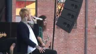 "Chiodos -""The Undertaker's Thirst for Revenge Is Unquenchable"" Live Charlotte,NC 2014"