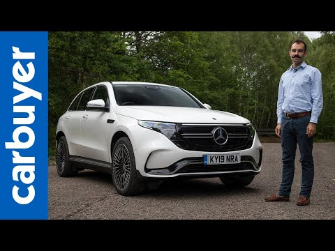 External Review Video 3JOTiDlNUm4 for Mercedes-Benz EQC Electric Crossover (N293)