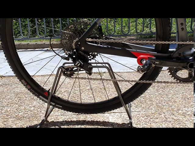 Видео Велосипед Merida CX 5000 Silk Silver/Black (red)