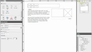 Website Wireframes, part3, Prototyper