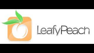 LeafyPeach Print to PDF/Save to PDF