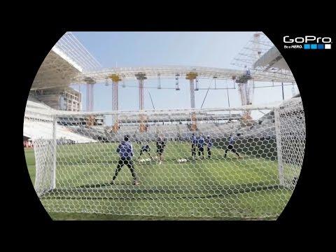 GoPro #10 - Treino na Arena Corinthians