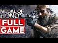 Medal Of Honor Gameplay Walkthrough Part 1 Full Game 10