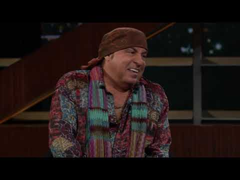 Stevie Van Zandt: Unrequited Infatuations | Real Time with Bill Maher (HBO)