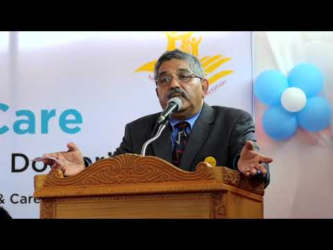 Concept of Covai's PolyCare explained by Colonel A Sridharan, VSM