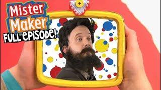 Dots & Spots! Mister Maker's Arty Party