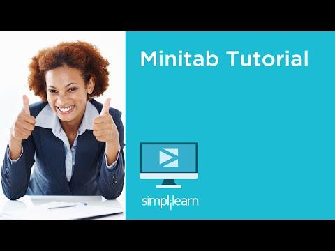 Minitab Tutorial   Minitab Training Video   What is Minitab ... - YouTube