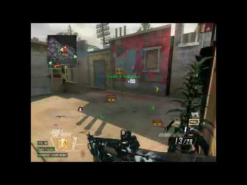 Fussv- - Black ops 2 sick 4 man with KSG