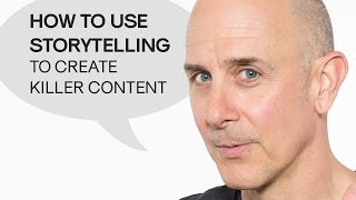 How To Use Storytelling To Create Killer Content