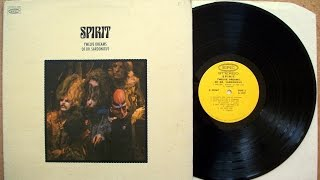 SPIRIT . TRACKS : STREET WORM . / TURN TO THE RIGHT . W. RANDY CALIFORNIA
