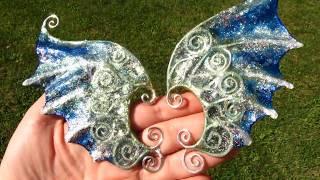 Mermaid Ears SP Wire Wrapped Ear Jewelry By DeeArtist, 2018