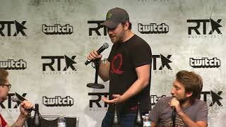 RTX 2017 Day 3   Hall1 2: Off Topic