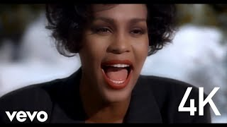 Whitney Houston – I Will Always Love You (Official Music Video)