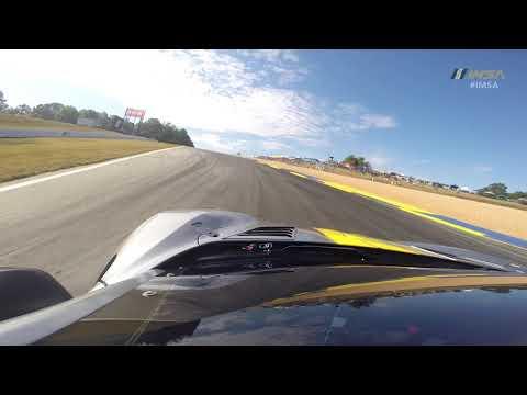 Corvette C8.R At Michelin Raceway Road Atlanta