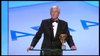 BAFTA'S 2014 Paul O'Grady Present Cilla Black With Lifetime Achivement Award