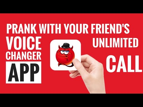 How to get free unlimited credit in magic call app voice changer App