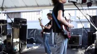 01 The Fall of Troy - Ghostship Pt. 1/Jam/Outro  Live @ Capitol Hill Block Party 7/30/2005