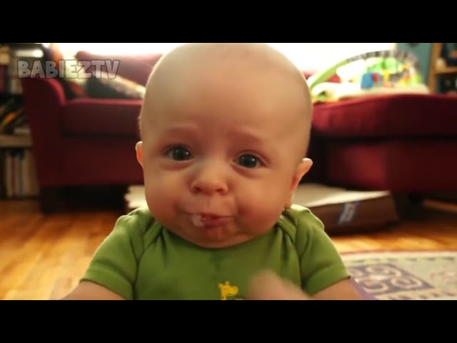 If YOU are HUMAN You WILL LAUGH at FUNNIEST Kids and BABIES FAILS! - FUNNY Babies Compilation!