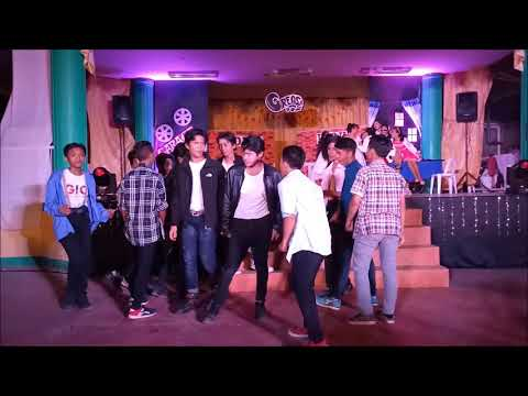 GREASE: A Pulonian Musical Play