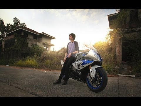 A day with Earth Tanapat | BMW HP4