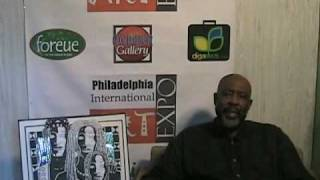 Leon McDuffie, Visual Artist - October Gallery