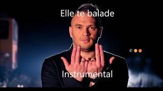 Instru  Elle Te Balade JUL (Remake By ARPROD)