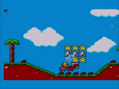 toto world 3 MASTER SYSTEM