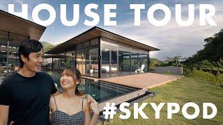 #SKYPOD HOUSE TOUR (FINALLY!) | Kryz Uy