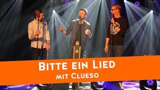 Bitte ein Lied mit Clueso | Circus HalliGalli | ProSieben - dooclip.me
