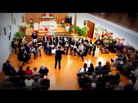 Concierto de la Banda Municipal Virgen de la Salud de JimeRa de Líbar. Navidad 2015