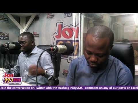 #JoySMS Newspaper Review on Joy FM (16-9-19)