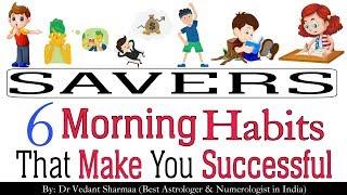 (Hindi) सफल लोगो की 6 Morning Habits (Vedant Sharma)