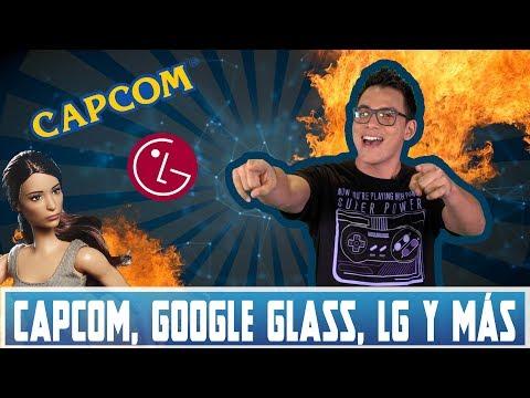 CAPCOM, LG, Apple Glass y más... | Techie Talk