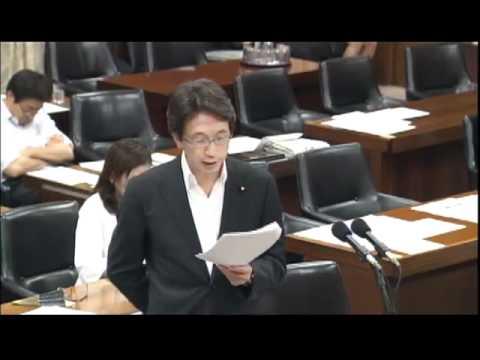 H23.8.3 内閣委員会