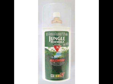 Shop Jungle Formula Spray Maximum : ClickOnCare.com