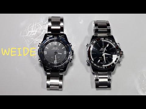 Часы WEIDE 1009 и 903