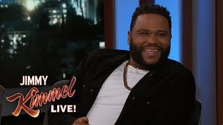 Anthony Anderson on Friendship with Prince & 100th Episode of Blackish