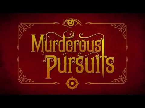 Murderous Pursuits Launch Trailer thumbnail