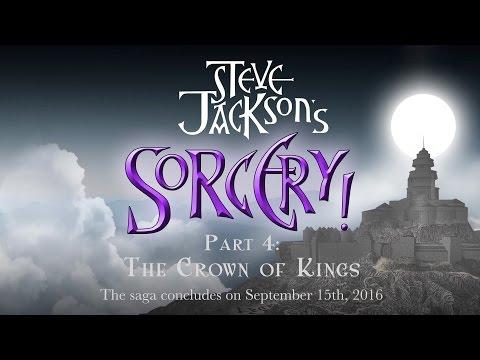 Vidéo de Steve Jackson