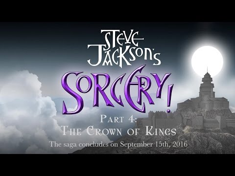 Sorcery! Part 4: The Crown of Kings - Official Trailer thumbnail