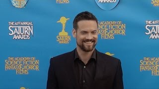 Красивые парни, Shane West (Salem) // 41st Annual SATURN Awards Red Carpet