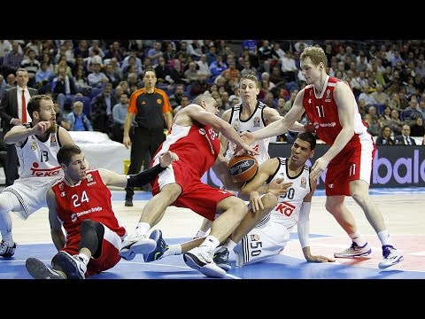Highlights: Real Madrid - Crvena Zvezda Telekom Belgrade