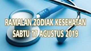 Ramalan Zodiak Kesehatan Sabtu 17 Agustus 2019