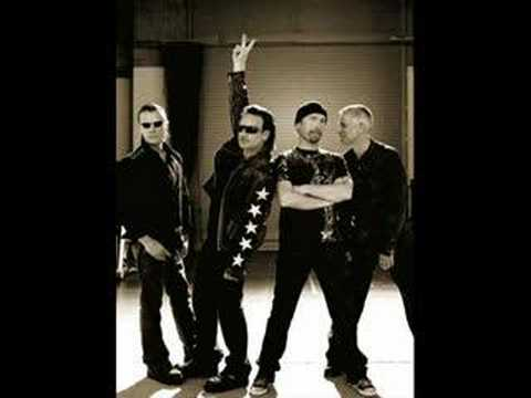 Bullet the Blue Sky (Song) by U2