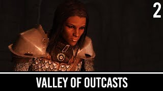 Skyrim Mods: Valley of Outcasts - Part 2