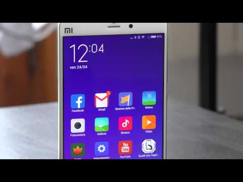 Xiaomi Mi Note Bamboo Edition (4K)