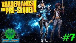 Borderlands: The Pre-Sequel - Совместное прохождение. Истинный искатель хранилища. Стрим #7