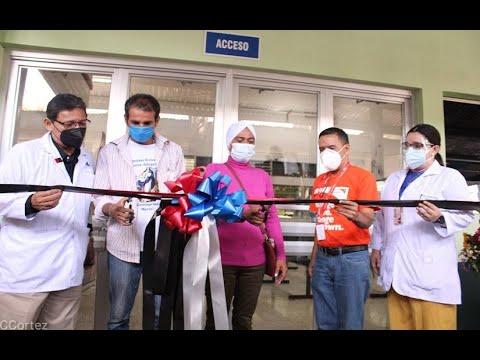 Hospital Lenin Fonseca inaugura sala de infectología