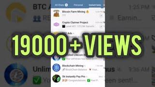 Beste Telegram Bitcoin Mining Bot