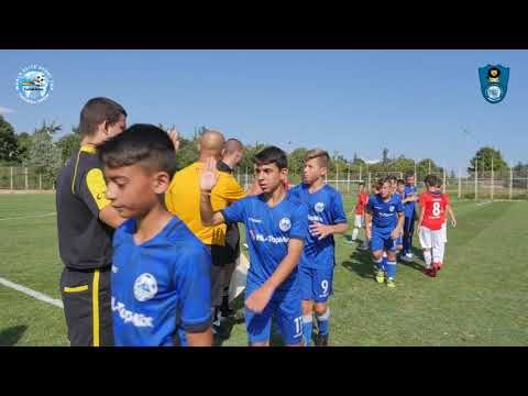 JUNIOR\'S CUP 2018 Albena - Bulgaria Born 2005 & 2007
